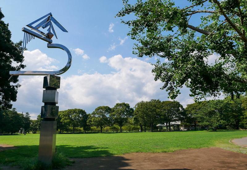 平塚総合公園。平塚のはらっぱ